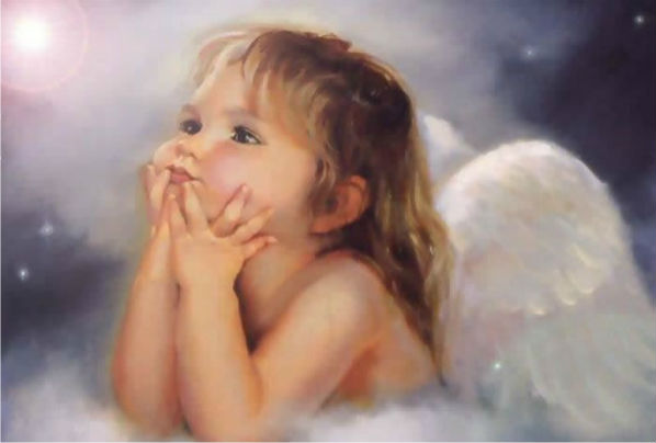 A alma do seu bebê escolheu você antes do Nascimento